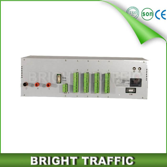Traffic Light Controller In Xilinx: Intelligent Traffic Signal Controller