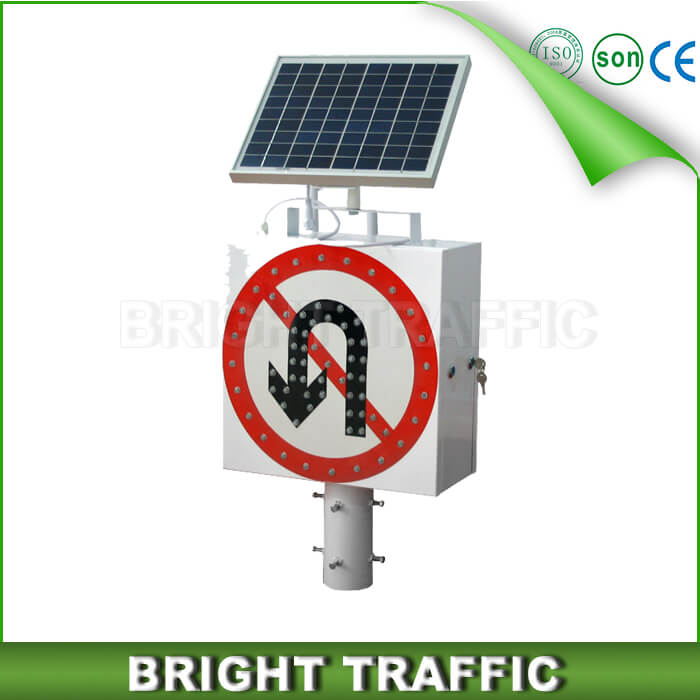 Solar LED Traffic Sign (3)