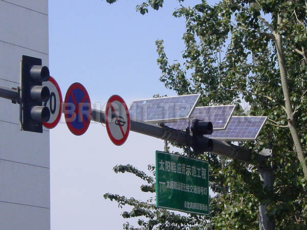 What is Solar Traffic Light