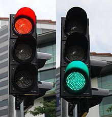What's The Advantages Of LED Traffic Signal Lights Compared With Traditional Ones?
