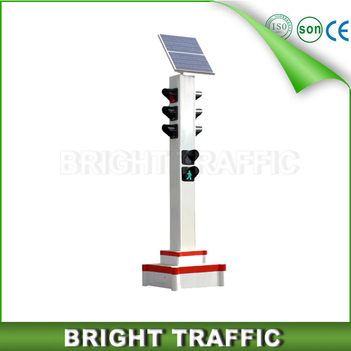 Solar Portable Traffic Light