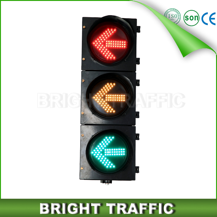 200mm Arrow LED Traffic Light