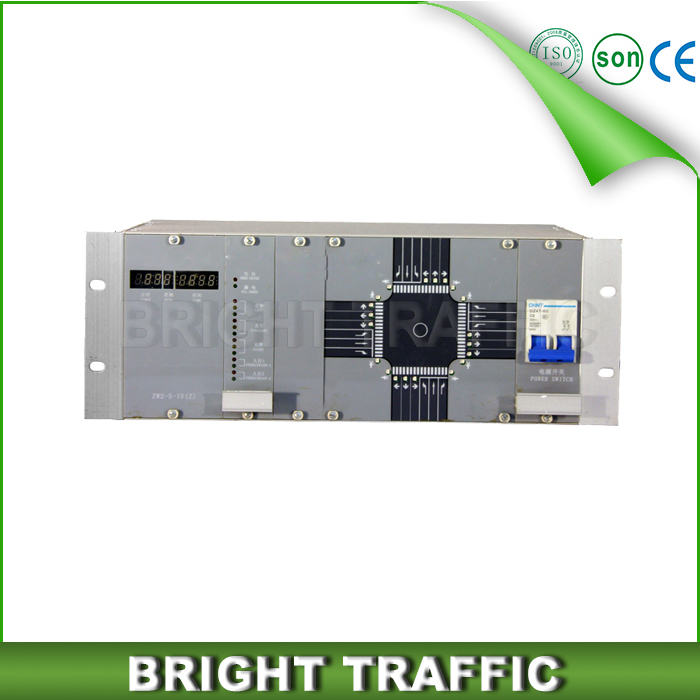 Intelligent Wireless Traffic Signal Controller
