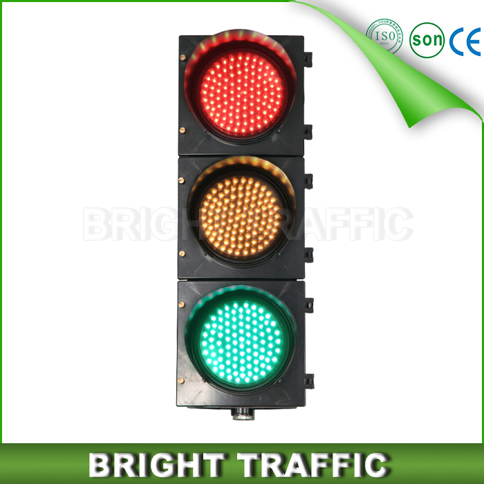200mm Round LED Traffic Light