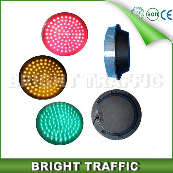 200mm Round Ball LED Traffic Light Core