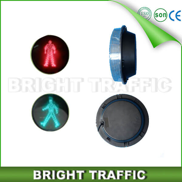 200mm Static Pedestrian Traffic Light Module