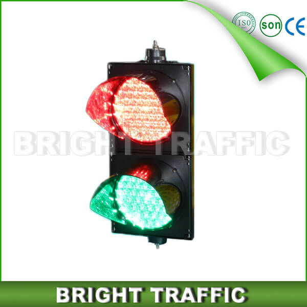 200mm Cobweb Lens Traffic light