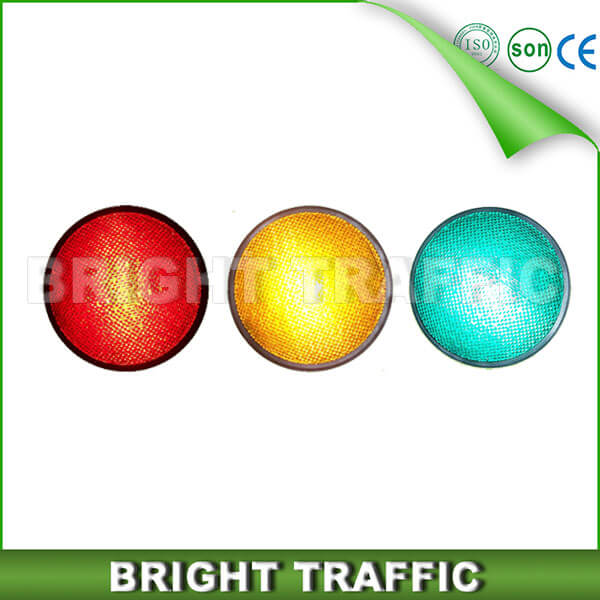 200mm High Power Round LED Traffic Light Core