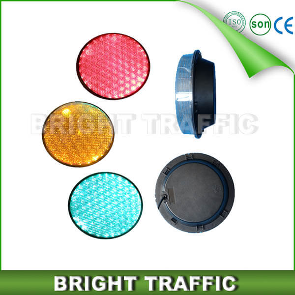 200mm Cobweb lens LED Traffic Light Core
