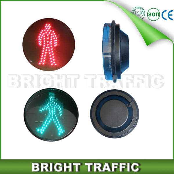 300mm Static Pedestrian Traffic Light Module
