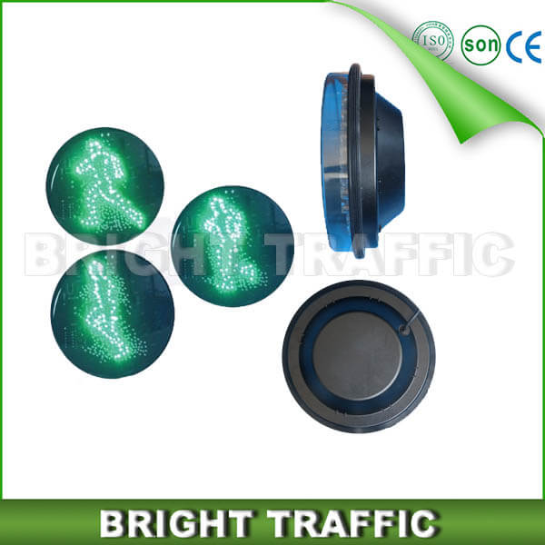 300mm Running Pedestrian Traffic Light Module
