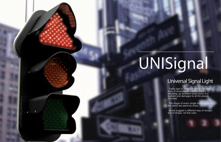 UniSignal Traffic Light