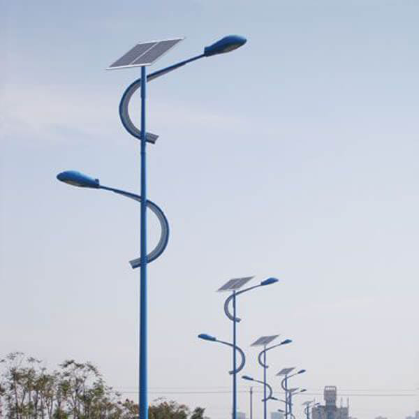Solar LED Street Light-14