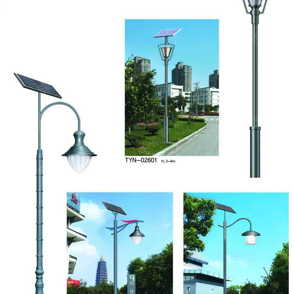 Solar LED Garden Light 16
